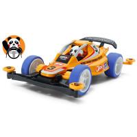 Mini 4WD Panda Racer