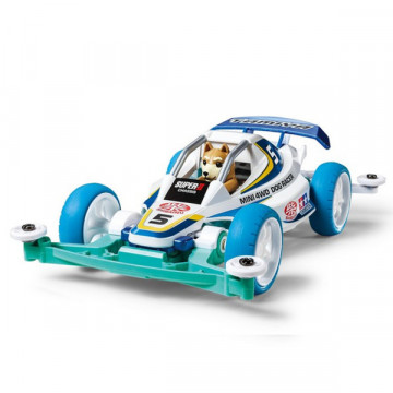 Mini 4WD Dog Racer