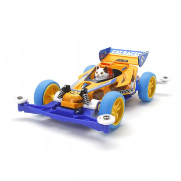Mini 4Wd Cat Racer