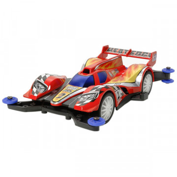 Mini 4WD Heat Edge