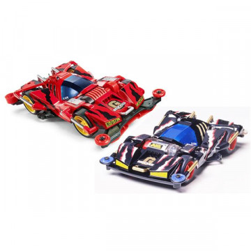 Mini 4WD Brocken Gigant Limited Edition Set