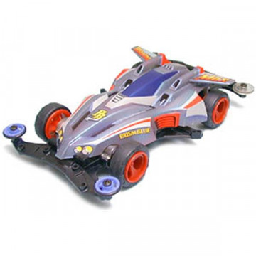 Mini 4WD Blazing-Max Prism Blue Special