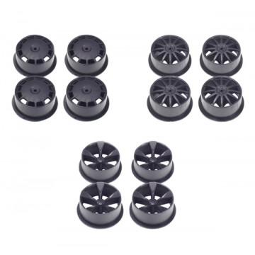Set Cerchi in Carbonio Low Profile