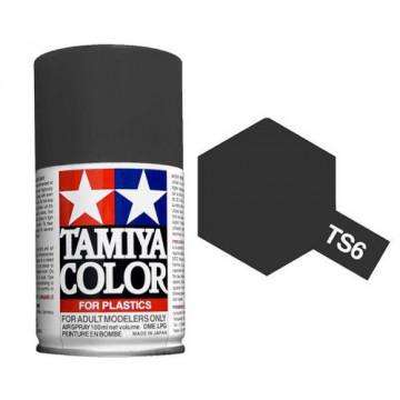 Vernice Spray Tamiya TS-6 Matt Black