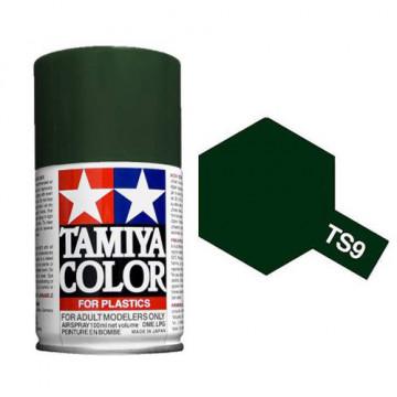 Vernice Spray Tamiya TS-9 British Green