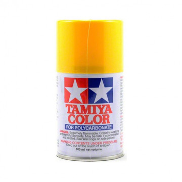 Vernice Spray Tamiya PS-6 Yellow per Policarbonato
