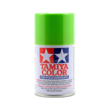 Vernice Spray Tamiya PS-8 Light Green per Policarbonato