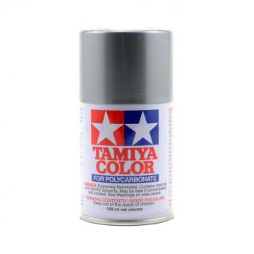 Vernice Spray Tamiya PS-12 Silver per Policarbonato