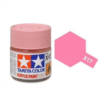 Vernice Acrilica Tamiya Mini X-17 Pink