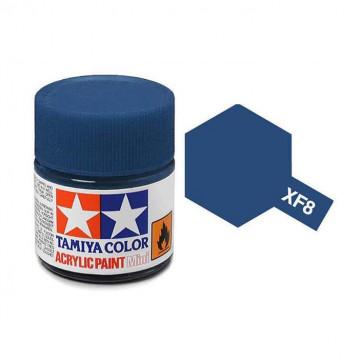 Vernice Acrilica Tamiya Mini XF-8 Flat Blue