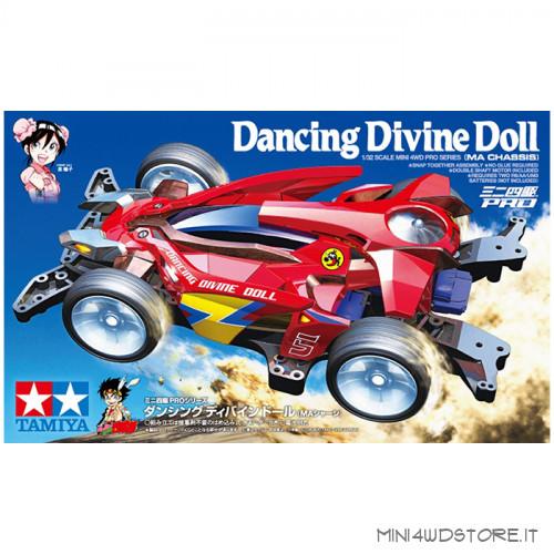Mini 4WD Dancing Divine Doll con Telaio MA