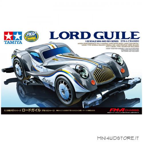 Mini 4WD Lord Guile con Telaio FM-A