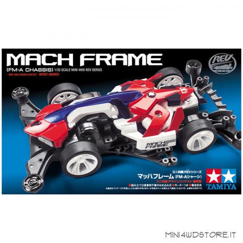 Mini 4WD Mach Frame con Telaio FM-A