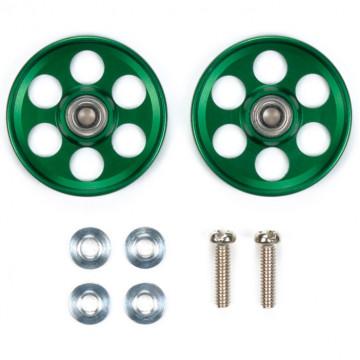 Roller Ringless da 19mm Verdi con Cuscinetti a Sfera