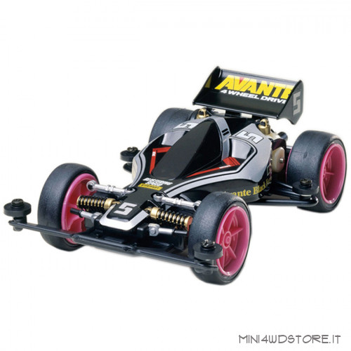 Mini 4WD Avante Junior Black Special