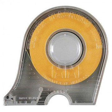 Nastro Masking Tape da 18mm con Dispenser