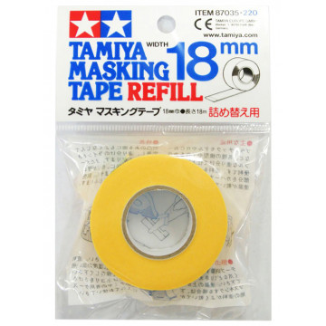 Nastro Masking Tape da 18mm