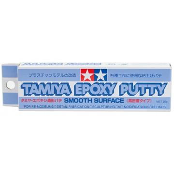 Stucco Tamiya Epoxy Putty Smooth Surface