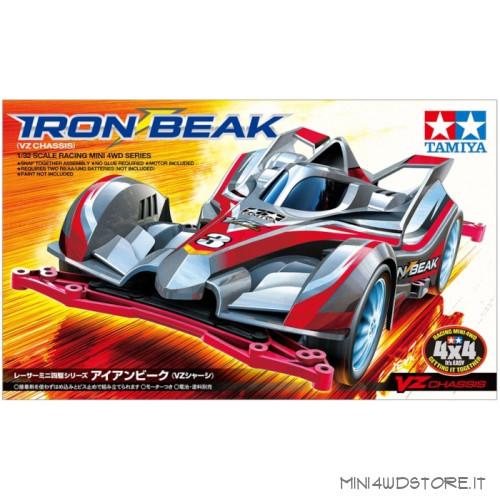Mini 4WD Iron Beak con Telaio Vz