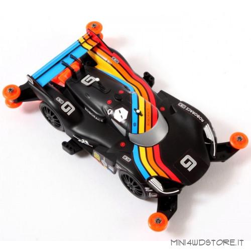 Mini 4WD Roborace Devbot 2.0 con Telaio MA