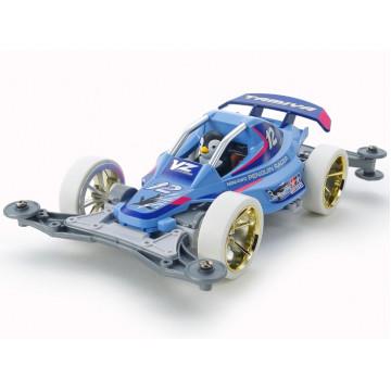 Mini 4WD Penguin Racer con Telaio VZ