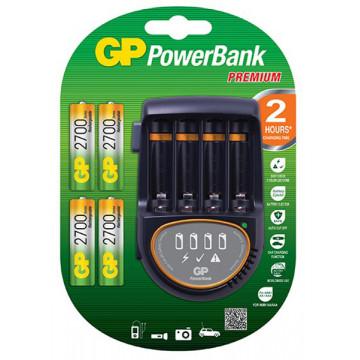 GP Power Bank Premium Caricabatterie Veloce da 2 ore