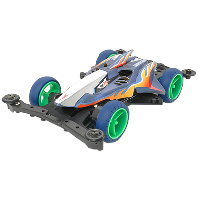 Mini 4WD Laser Gill Super XX Special Edition